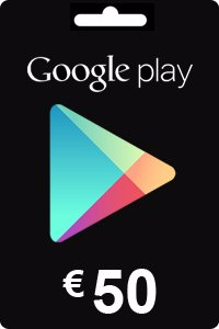 The Cheapest Google Play Gift Card 50 Euro In United Kingdom