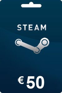 The Cheapest Steam Gift Card 50 Eur In United Kingdom