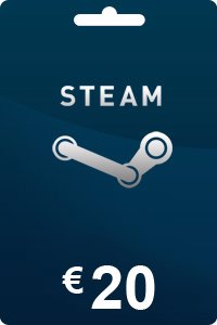 The Cheapest Steam Gift Card 20 Eur In United Kingdom