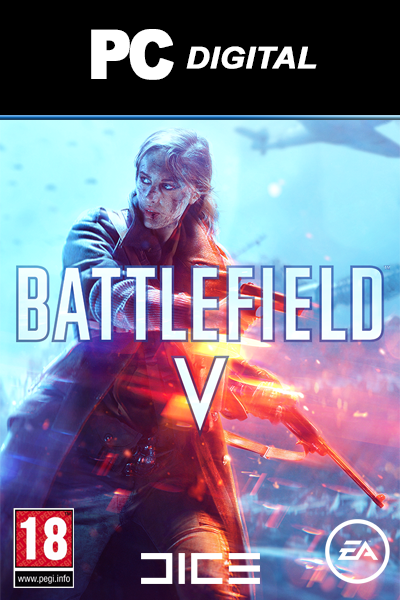 The cheapest Battlefield V for PC in United Kingdom