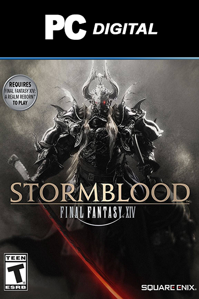 The cheapest Final Fantasy XIV: Stormblood PC in United Kingdom