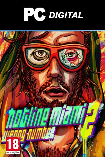 The cheapest Hotline Miami 2: Wrong Number PC in United Kingdom
