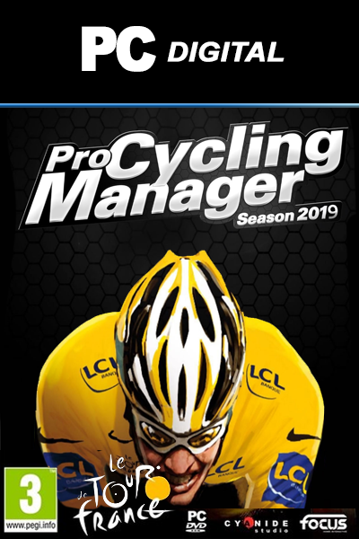The cheapest Pro Cycling Manager 2019 for PC in United Kingdom