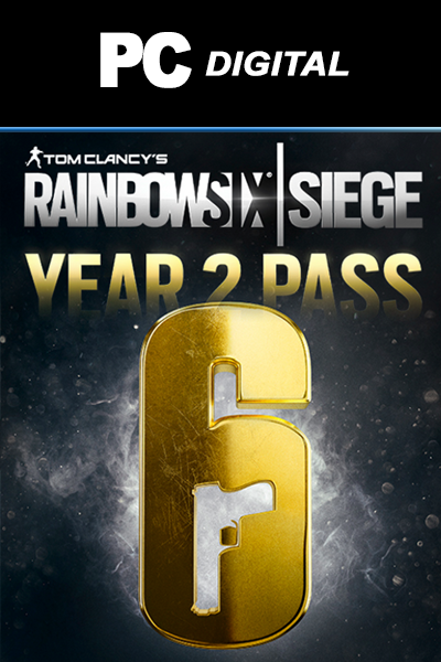 The cheapest Tom Clancy's Rainbow Six Siege - Year 2 Pass