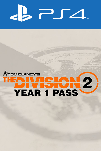 The cheapest Tom Clancy's The Division 2 - Year 1 Pass DLC