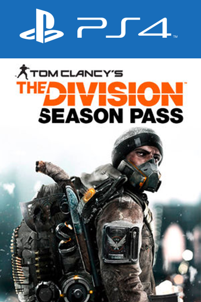 The cheapest Tom Clancy's The Division Season Pass DLC for