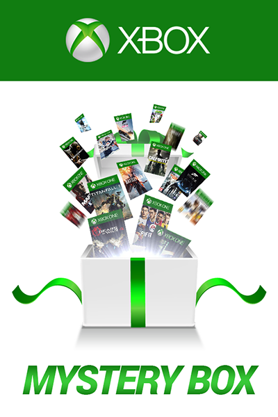The Cheapest Xbox Mystery Box 3 Products In United Kingdom