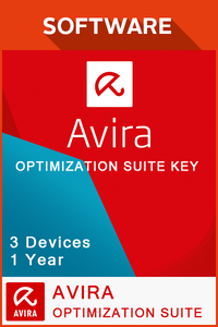 Avira Optimization Suite 1 Year - 3 Devices