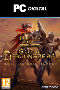 Baldur's Gate: Siege of Dragonspear Official Soundtrack DLC PC