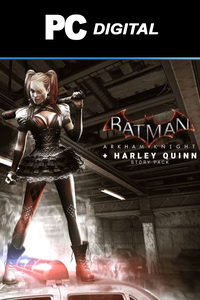 Batman: Arkham Knight + Harley Quinn Story Pack PC