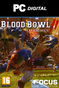 Blood Bowl 2 - Lizardmen DLC PC