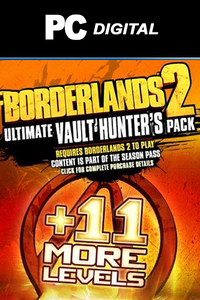 Borderlands 2 - Ultimate Vault Hunters Upgrade Pack DLC PC