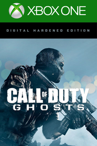 Call of Duty: Ghosts - Digital Hardened Edition Xbox One