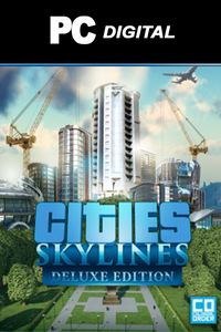 Cities: Skylines Deluxe Edition PC