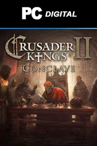 Crusader Kings II - Conclave DLC PC