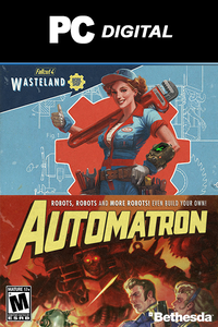 Fallout 4: Automatron + Wasteland Workshop DLC PC