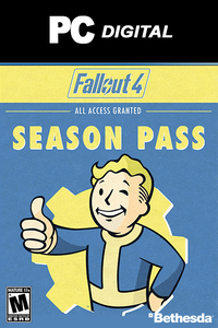 Fallout 4 Season Pass DLC PC