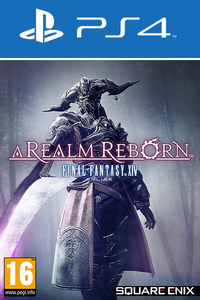 Final Fantasy XIV: A Realm Reborn + 30 Days Included PS4