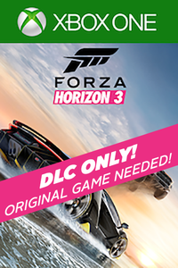 Forza Horizon 3 DLC Xbox One