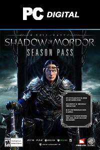 Middle-earth: Shadow of Mordor - Season Pass DLC PC