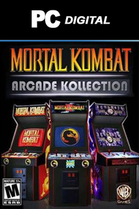 Mortal Kombat Arcade Kollection PC