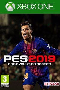 Pro Evolution Soccer (PES) 2019 Xbox One