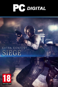 Resident Evil 6: Siege Mode DLC PC