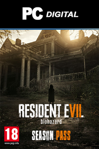 Resident Evil 7 / Biohazard 7 - Season Pass DLC PC