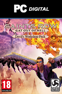 Saints Row: Gat out of Hell - Devil's Workshop Pack DLC PC