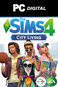 The Sims 4 - City Living PC