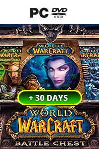 World of Warcraft Battlechest + 30 days free