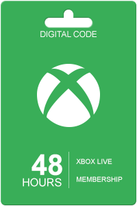 Xbox Live 48 hours