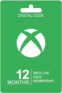 XBOX Live Gold 12 Months* Works Worldwide in 4 steps