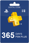 Playstation Plus 365 days FI
