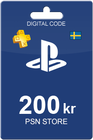 Playstation Network Card 200 SEK