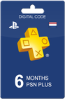 PlayStation Plus 180 days NL