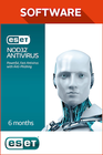 ESET NOD32 Anti Virus 6 months