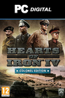 Hearts of Iron IV (Colonel Edition) PC