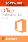 Microsoft Office Pro Plus 2016 - 1 user PC