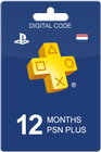PlayStation Plus 365 days NL