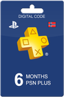 Playstation Plus 180 days NO