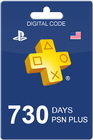 PlayStation Plus 730 days USA