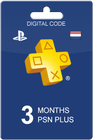 PlayStation Plus 90 days NL