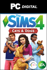 Pre-order: The Sims 4: Cats & Dogs PC DLC (10/11)