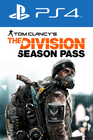 Tom Clancy's The Division Season Pass DLC PS4