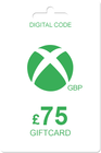 Xbox Gift Card 75 GBP