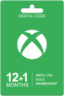 Xbox Live Gold 13 months