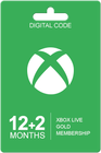 Xbox Live Gold 14 months