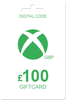 Xbox Gift Card 100 GBP